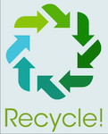 Illustration : Logo de l'application Recycle !