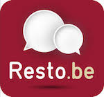 Illustration : Logo de l'application Resto.be