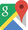 Illustration : Logo Google Maps